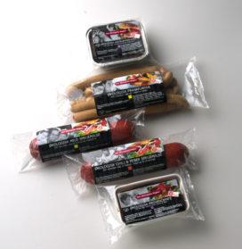 Økologisk pålæg emballagedesign – Aalbæk Specialiteter
