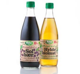 Organic Juice Packaging Design – Ribe Saft