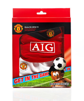 Manchester United Accessories Packaging Design – Bear League