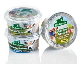 Organic Cream Cheese Packaging Design – Endelave