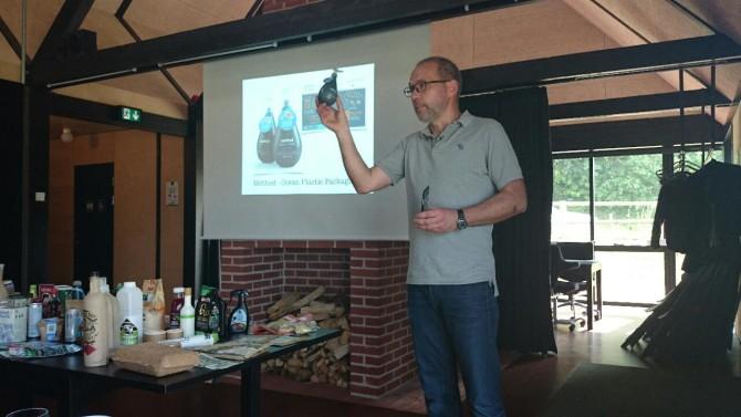Foredrag om trendsættende emballagedesigns