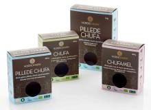 Emballagedesign NordicChufa økologisk chufa