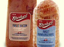 Emballagedesign Eberhardt røgvarer