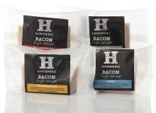 Emballagedesign Hjortsminde bacon