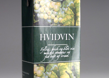 Hvidvin private label – Dansk Supermarked