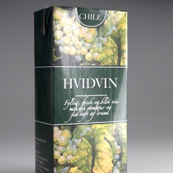 Hvidvin private label – Dansk Supermarked