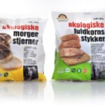 Emballagedesign til øko morgenbrød for Mecklenburger af Pack Design