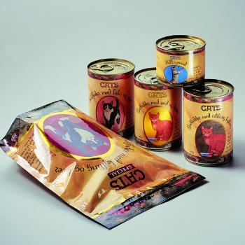 Cats Kattefoder private label Emballagedesign – Dansk Supermarked