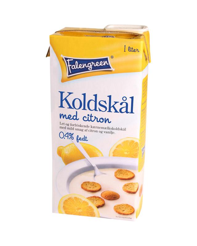 Milk Dessert Packaging Design – Falengreen