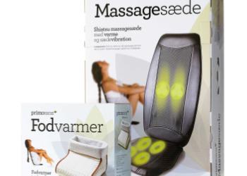Primosana personlig pleje emballagedesign – Comaco
