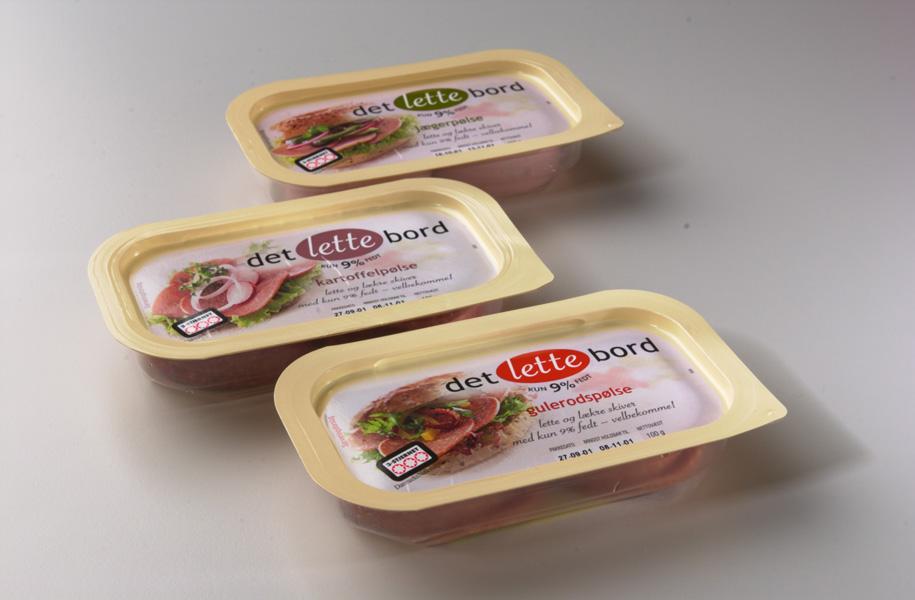 Cold Cuts Private Label Packaging Design – Dansk Supermarked