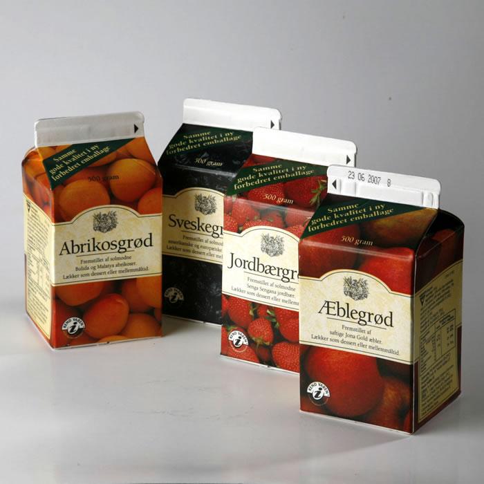 Applesauce Private Label Packaging Design – Dansk Supermarked