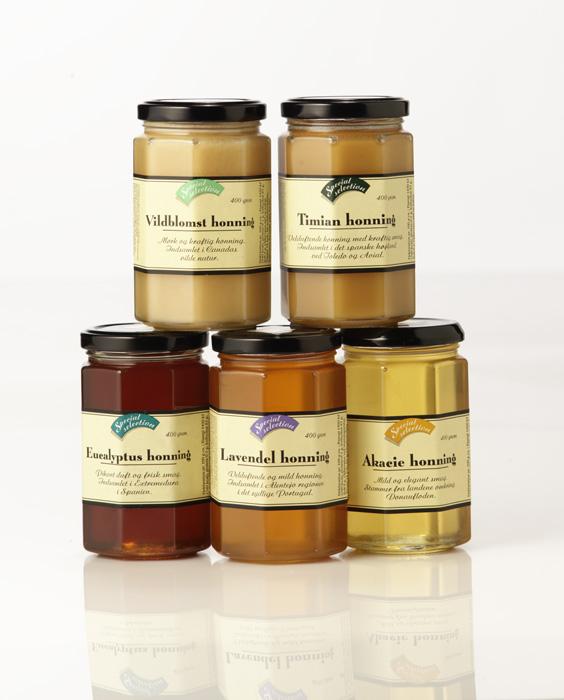 Special Selection Honey Private Label Packaging Design – Dansk Supermarked