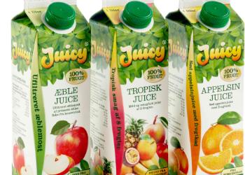 Juicy Tropical Juice Packaging Design – Falengreen
