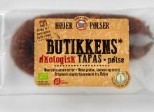 Butikkens_økologi_ltapas_pølse_Emballagedesign_Packaging_design_Højer_Pølser
