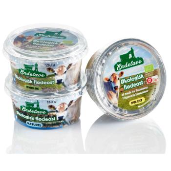 Organic Cream Cheese Packaging Design – Endelave
