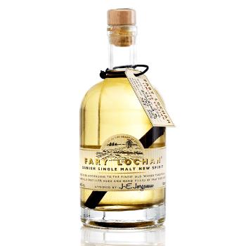 Emballagedesign til Single Malt Whisky – Fary Lochan Destillery