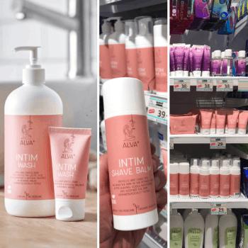 Casestory om internationalt emballagedesign der flytter varer.  Ny Alva serie med intim produkter til kvinder i Normal kædens butikker.